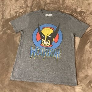 Old Navy Shirts Collectibles Marvel Tshirt Wolverine Poshmark